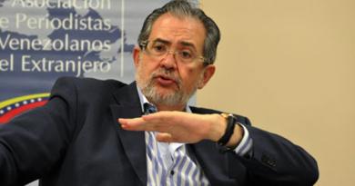 En Venezuela no hay libertad de expresión