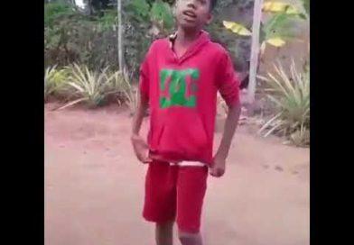 La voz  del niño venezolano que se hizo viral ya tiene apoyo de Nicky Jam