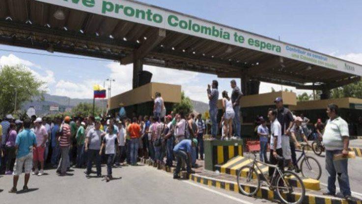 ESTADOS UNIDOS dispone 2,5 millones de dólares para venezolanos en Colombia