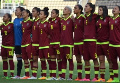LAS VENEZOLANAS DEL BALÓN debutan en Copa América Femenina