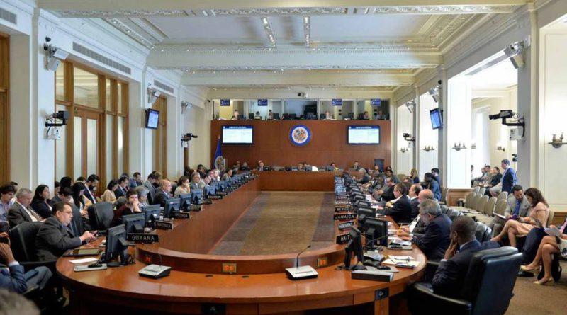 EXTRAORDINARIA CONVOCATORIA hace la OEA para tratar caso Venezuela este lunes