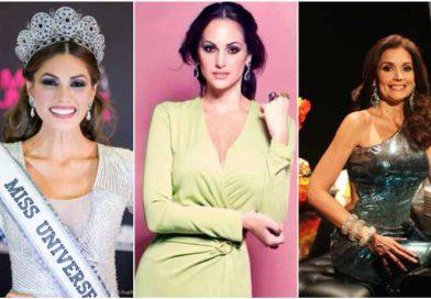 REINADO DE OSMEL SOUSA es sustituido por tres coronadas Miss Venezuela