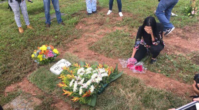 EL EXTRAÑO CUENTO de que Óscar Pérez está vivo lo desmiente su esposa
