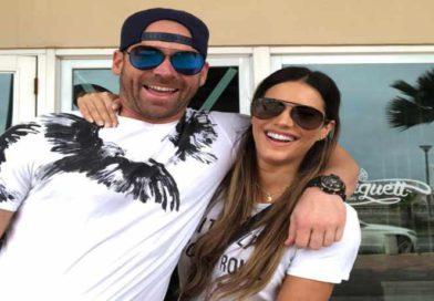 GABY ESPINO SE MUESTRA MUY ROMÁNTICA con su novio oficial el animador Jaime Mayol