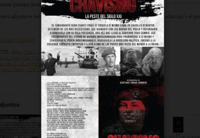 EL CHAVISMO: LA PESTE DEL SIGLO XXI se estrena este viernes