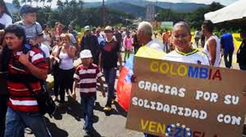 PODRÁN TRABAJAR 440 MIL VENEZOLANOS EN COLOMBIA TRAS PROCESO DE LEGALIZACIÓN POR 2 AÑOS