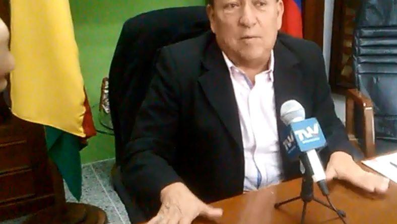 ALCALDE DELGADO: TÁCHIRA DEBE  SER DECLARADA EN EMERGENCIA ESTÁ SIN AGUA, SIN GASOLINA Y SIN GAS DOMÉSTICO