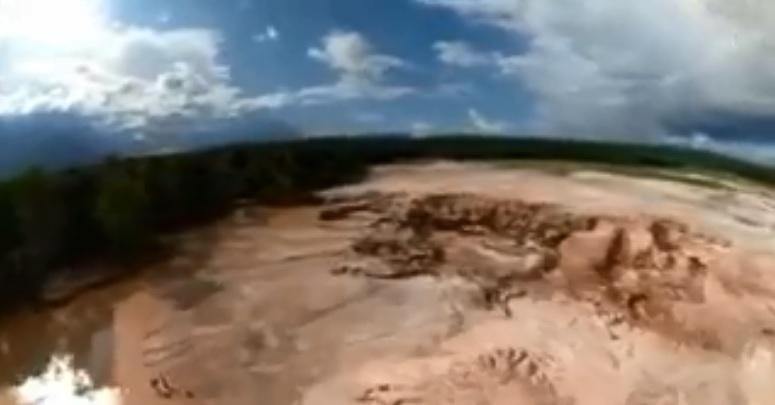 (vídeo) CANAIMA: MINERIA ILEGAL DESTRUYE PATRIMONIO DE LA HUMANIDAD VENEZOLANO