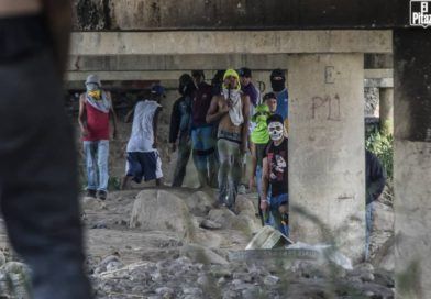 EL TERROR CONTRA LA PRENSA  SE HIZO PRÁCTICA EN FRONTERA DE VENEZUELA CON COLOMBIA