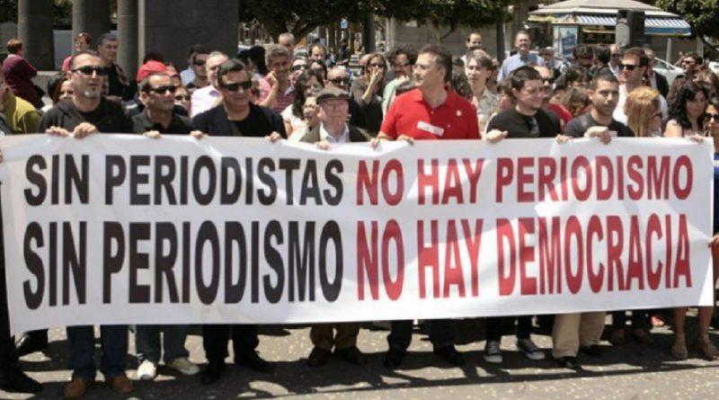 EXTREMAN ACCIONES CONTRA PERIODISTAS Y MEDIOS EN VENEZUELA