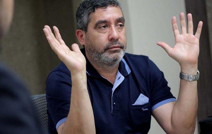 EN HUELGA DE HAMBRE GNAL. RODRÍGUEZ TORRES RECLAMANDO DESDE LA CÁRCEL SUS DERECHOS