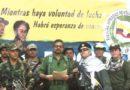 GUERRILLA DE FARC VUELVE A LAS ARMAS  Y ANUNCIA QUE SE CONOCERÁ NUEVA FORMA DE ACCIÓN