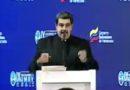 ALERTA NARANJA POR AMENAZA DE COLOMBIA CONTRA VENEZUELA DECLARA MADURO