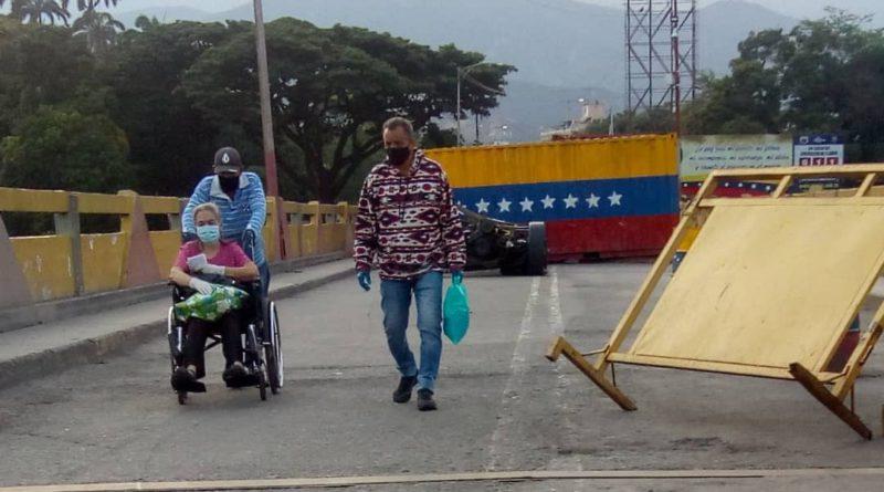 BAJA NÚMERO DE  VENEZOLANOS RADICADOS EN COLOMBIA POR  VEZ PRIMERA EN 5 AÑOS