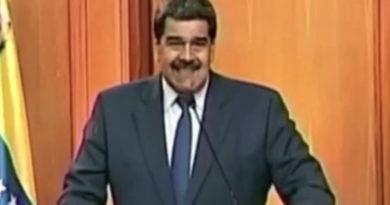 MÁS AISLAMIENTO: MADURO ORDENA A EMBAJADORA DE UNIÓN EUROPEA SALIR DE VENEZUELA