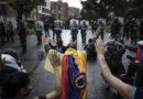 PROTESTAS EN COLOMBIA DEJAN 37 MUERTES AL COMPLETAR UNA SEMANA