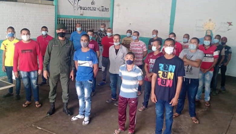 """""""SON SECUESTRADOS DEL RÉGIMEN"""": PIDEN LIBERTAD DE 31 DETENIDOS EN SUCESOS DEL ALTO APURE"""